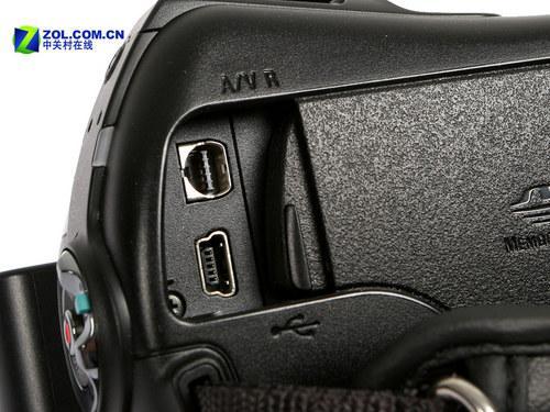 索尼sr10e 40g硬盘摄像机简要评测