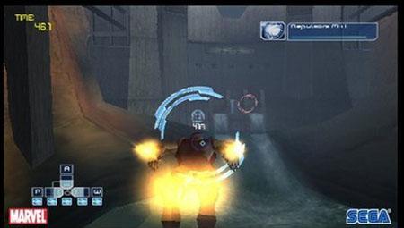 SEGA大作《铁人》最新游戏画面公布