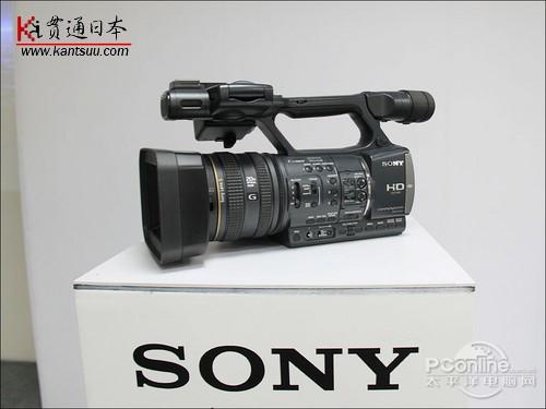 索尼HDR-AX2000E