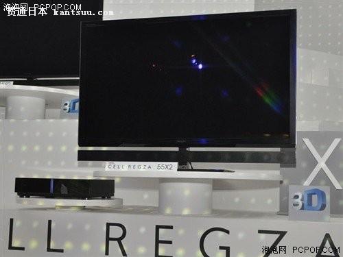 东芝在日本发售第二代CELL系列3D液晶电视