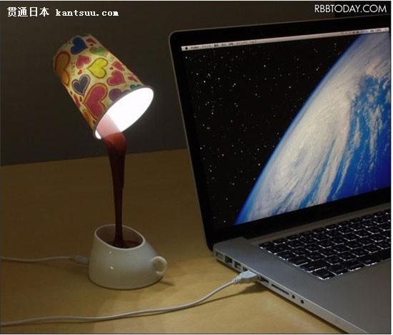 纸杯科技小制作台灯做法