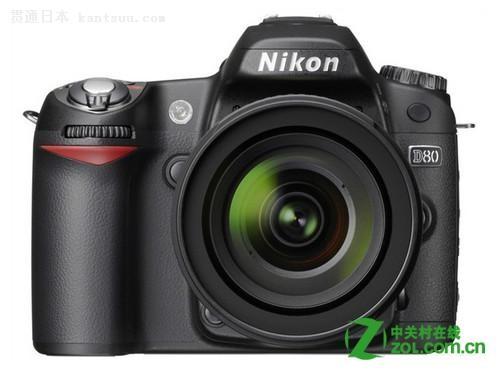 尼康d80 样张康d80数码相机的使用方法