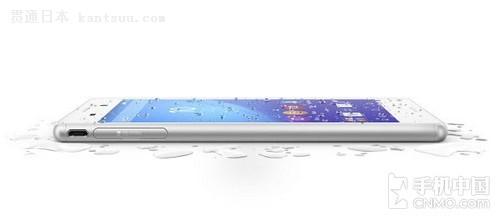 5.2英寸超薄三防 索尼Aqua发布