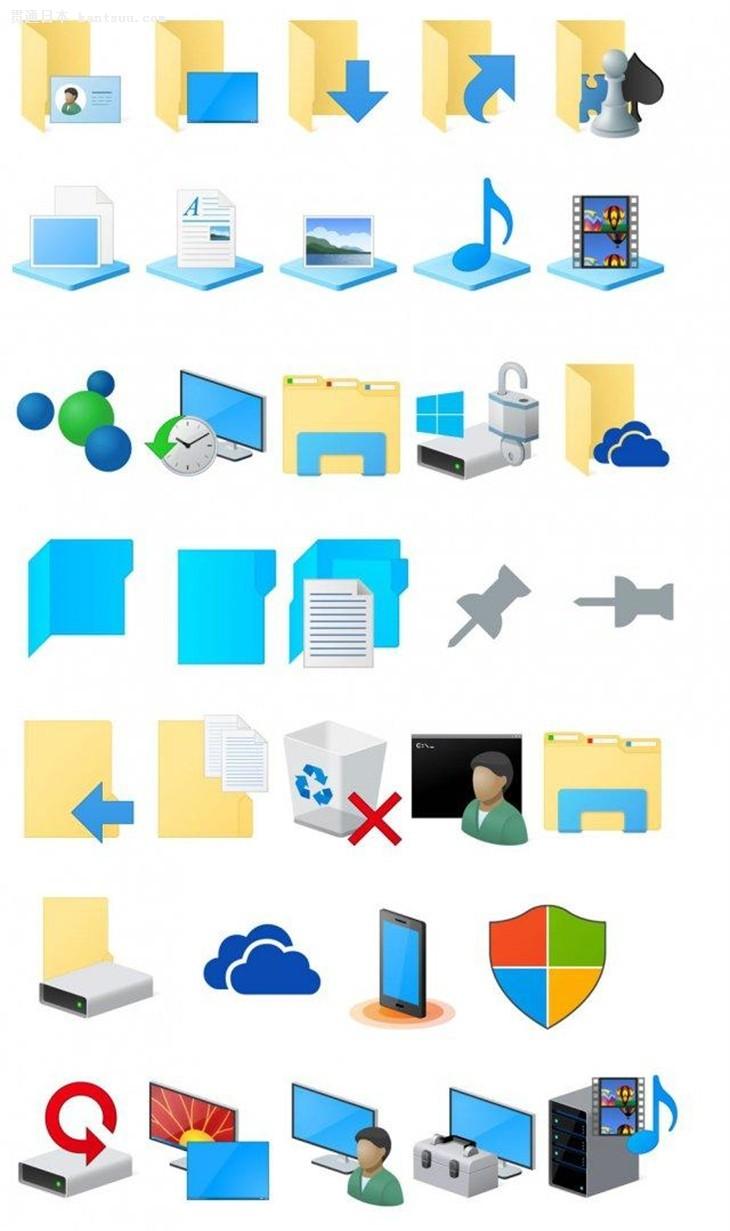 windows兼容矢量图