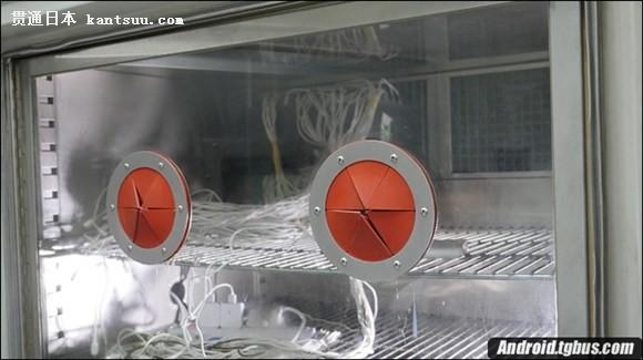 裸机振动测试:振动30分钟