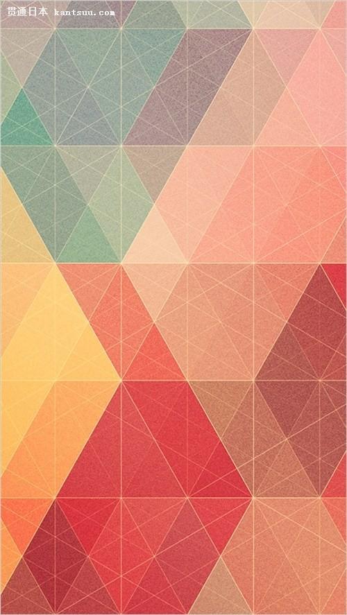 用几何图形拼成的图案-用几何图形拼出的图案_几何的