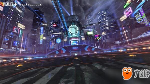 《火箭联盟》新版本上线 日本赛场回归开箱可得新车