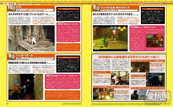 电玩通游戏选:日本玩家最爱的动作冒险游戏