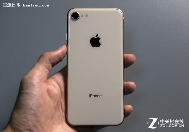 iPhone8销量不振 日本JDI陷入亏损泥潭