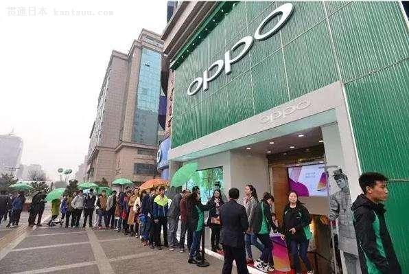 日韩两大手机巨子倒下国产手机进入日本