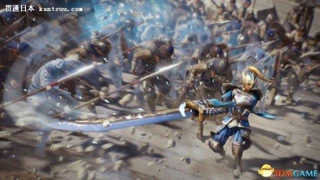 《真三国无双8》日本市场销量不佳 MHW:怪我咯?