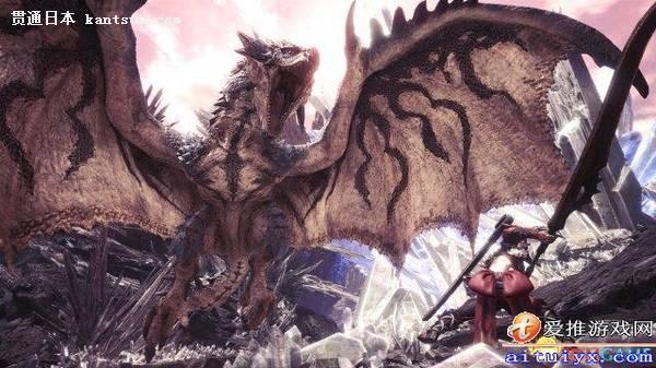 《怪物猎人:世界》日本二月数字版销量达16万