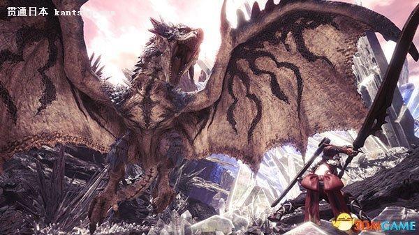 日本已不能满足CAPCOM 新作以怪物猎人世界为标准