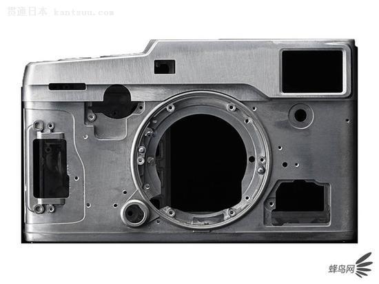 富士X-Pro 3将采用镁合金全金属机身设计